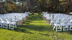 Wedding and Party Rentals